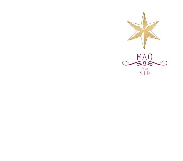 マオ from SID/星/月(星盤)(初回生産限定盤)(DVD付)