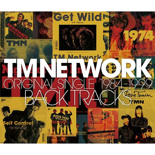 TM NETWORK/TM NETWORK ORIGINAL SINGLE BACK TRACKS 1984-1999