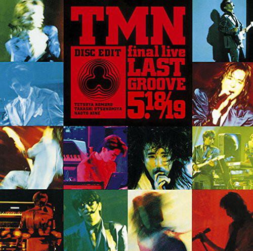 TM NETWORK/TMN final live LAST GROOVE 5.18・5.19