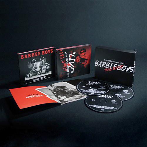 バービーボーイズ/REAL BAND-1st OPTION 30th Anniversary Edition-