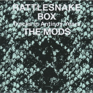MODS/RATTLESNAKE BOX THE MODS Tracks in Antinos Years(完全生産限定盤)(DVD付)