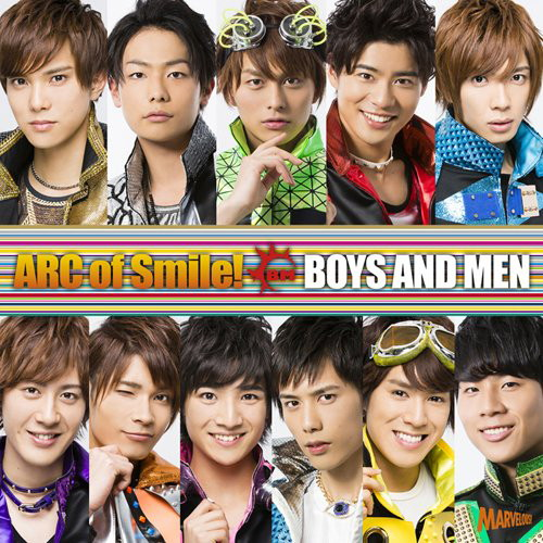 BOYS AND MEN/ARC of Smile!