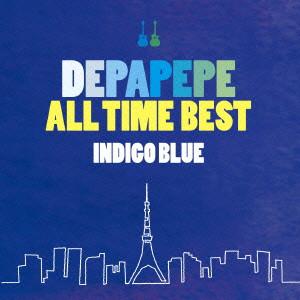DEPAPEPE/DEPAPEPE ALL TIME BEST〜INDIGO BLUE〜(初回生産限定盤)(DVD付)