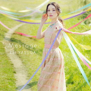 安田レイ/Message(初回生産限定盤)(DVD付)