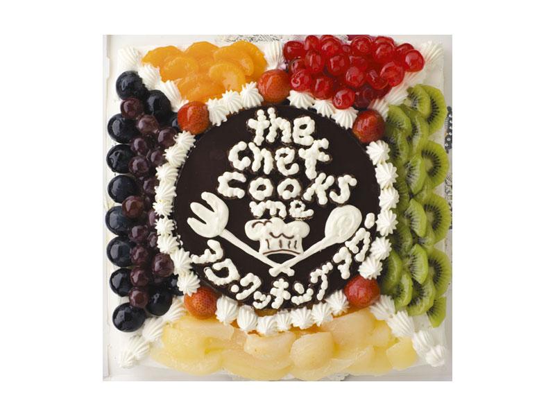 chef cooks me/アワークッキングアワー