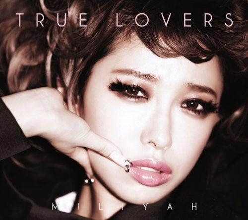 加藤ミリヤ/TRUE LOVERS(初回生産限定盤)(DVD付)
