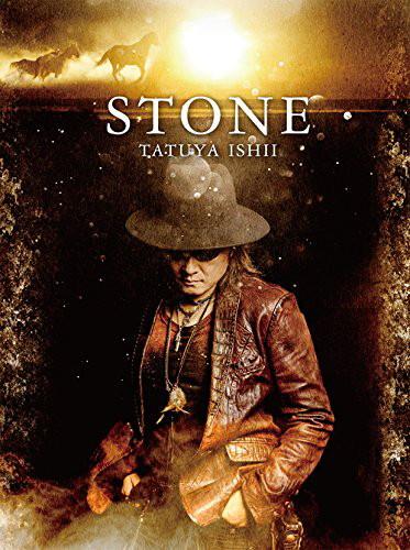 石井竜也/STONE(初回生産限定盤)(DVD付)