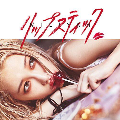 加藤ミリヤ/リップスティック(初回生産限定盤)(DVD付)