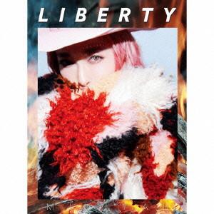 加藤ミリヤ/LIBERTY(初回生産限定盤)(DVD付)