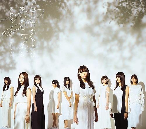 欅坂46/真っ白なものは汚したくなる【初回仕様限定盤 Type B】(DVD付)
