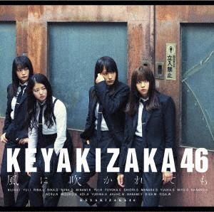 欅坂46/風に吹かれても(TYPE-B)(DVD付)