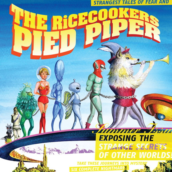 RICECOOKERS/PIED PIPER