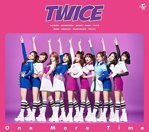 TWICE/One More Time(初回生産限定盤A)(DVD付)