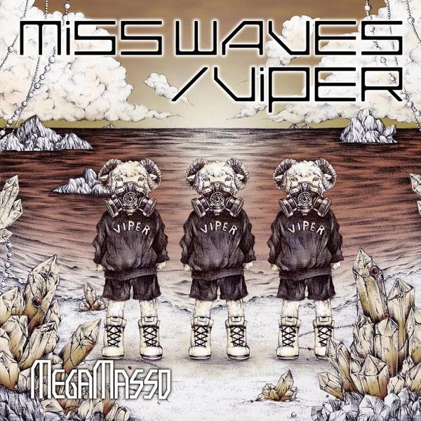 メガマソ/MISS WAVES/VIPER(初回限定B)「I know U miss Me」盤(DVD付)