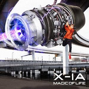 MAGIC OF LiFE/X-1A(DVD付)