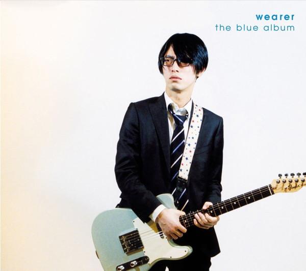 wearer/the blue album