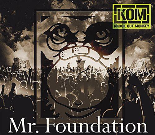 KNOCK OUT MONKEY/Mr.Foundation