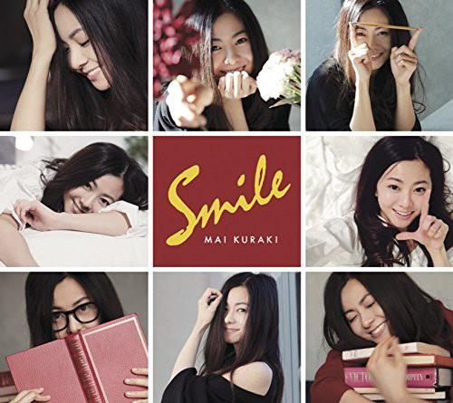 倉木麻衣/Smile(初回限定盤)