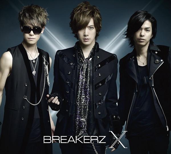 BREAKERZ/X(初回限定盤A)(DVD付)