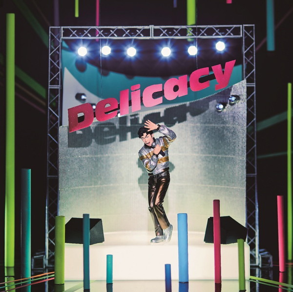 Takashi Fujii/DJ MIX'Delicacy'mixed by DJ DC BRAND'S'