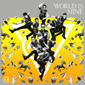 RADIO FISH/WORLD IS MINE(TYPE-A)(DVD付)
