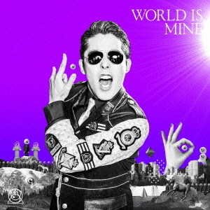 RADIO FISH/WORLD IS MINE(TYPE-B)