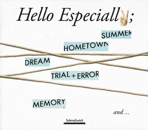 スキマスイッチ/Hello Especially(初回生産限定盤)(DVD付)