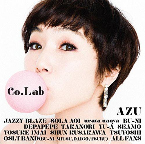 AZU/Co.Lab(初回生産限定盤)(DVD付)