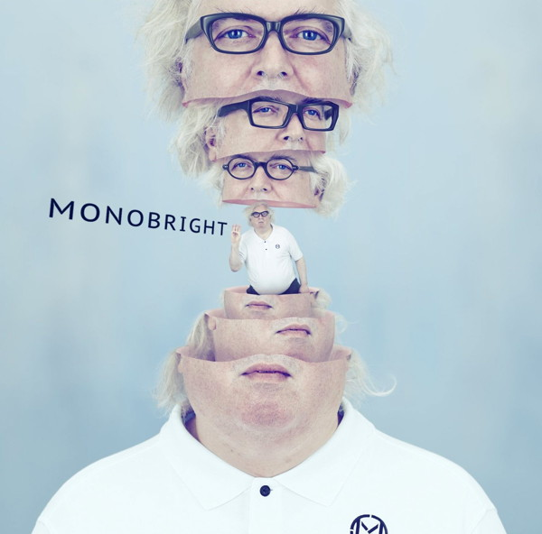 MONOBRIGHT/MONOBRIGHT three