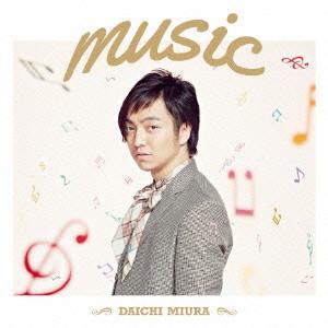 三浦大知/music(Music Video盤)(DVD付)