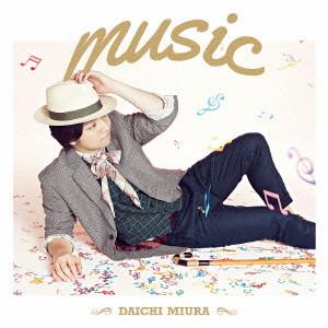 三浦大知/music(Choreo Video盤)(DVD付)