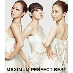 MAX/MAXIMUM PERFECT BEST(Blu-ray Disc付)