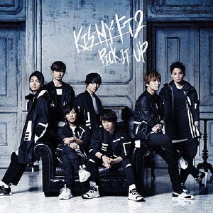 Kis-My-Ft2/PICK IT UP(初回生産限定盤B)(DVD付)