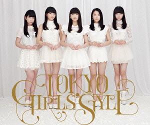 東京女子流/キラリ☆(Type-B)(Blu-ray Disc付)