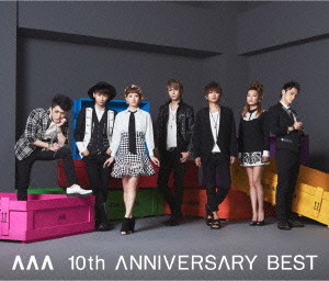 AAA/AAA 10th ANNIVERSARY BEST