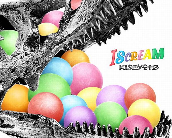 Kis-My-Ft2/I SCREAM(完全生産限定4cups盤)(2DVD付)