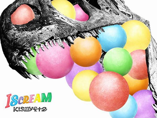 Kis-My-Ft2/I SCREAM(初回生産限定2cups盤)(DVD付)