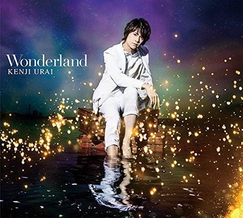 浦井健治/Wonderland(初回生産限定盤)(DVD付)