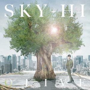 SKY-HI/OLIVE(Live盤)(DVD付)