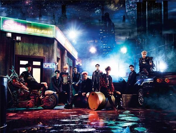 EXO/Coming Over(BAEKHYUN(ベクヒョン)Ver.)(初回生産限定盤)