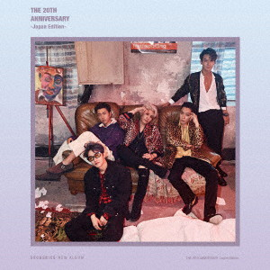 SECHSKIES/THE 20TH ANNIVERSARY-Japan Edition-(DVD付)