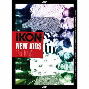 iKON/NEW KIDS:BEGIN(DVD付)