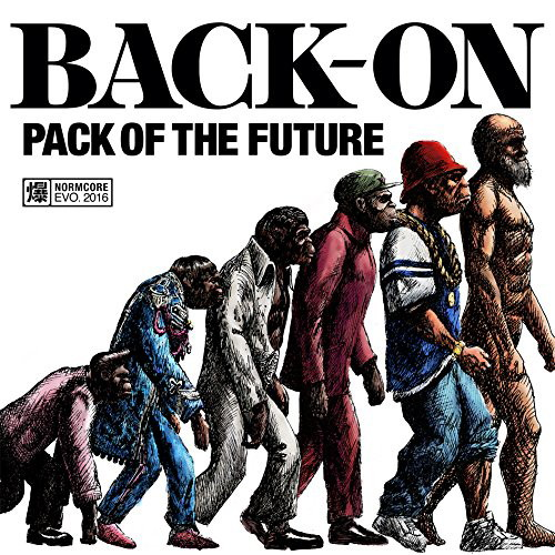 BACK-ON/PACK OF THE FUTURE(DVD付)