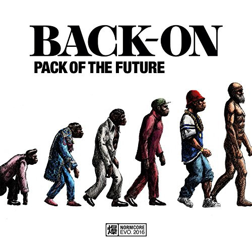 BACK-ON/PACK OF THE FUTURE