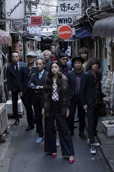東京スカパラダイスオーケストラ/嘘をつく唇(DVD付)