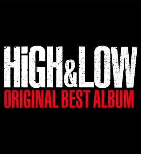 HiGH & LOW ORIGINAL BEST ALBUM(Blu-ray Disc付)