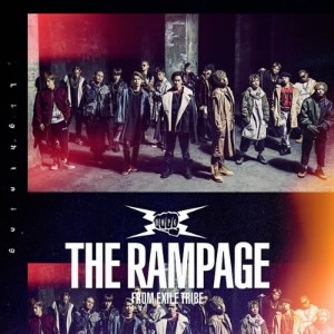 THE RAMPAGE from EXILE TRIBE/Lightning(DVD付)