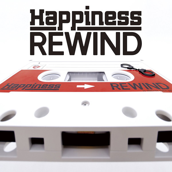 Happiness/REWIND(DVD付)