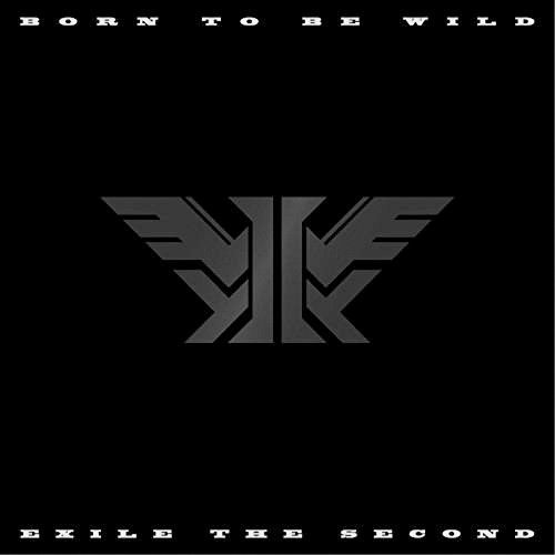 EXILE THE SECOND/BORN TO BE WILD(3Blu-ray Disc付)