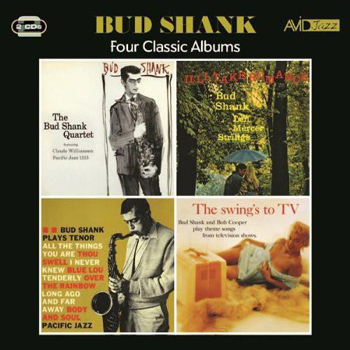 バド・シャンク/SHANK-FOUR CLASSIC ALBUMS